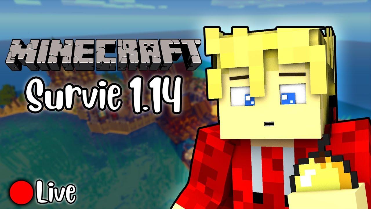 Live  Minecraft Survie 10.104 Serveur  IP : bloodyblock.craft.gg