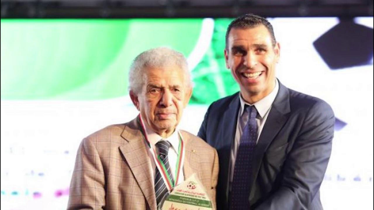 ثناء من الاتحاد الجزائري لكرة القدم  : مقابلة مع سعيد عمارة في إذاعة الجزائر الدولية