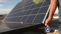 Solar panels becoming more popular with homeowners