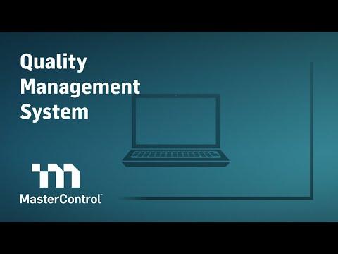 MasterControl QMS