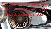 Dryer motor hums but will not start - How to fix?! - YouTube on