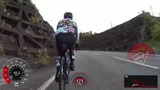 2017年12月3日開催 第5回天草四郎サイクリングフェスタ 島旅クライム12...