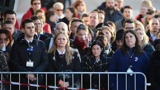 العاصمة البلجيكية تقف دقيقة صمت تخليدا لذكرى ضحايا اعتداءات بروكسل