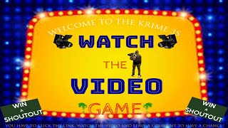 WATCH THE VIDEO GAME (episode1)