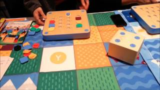 2017 Toy Fair Primo Cubetto demo