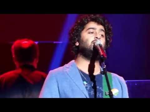 Arijit Singh Live Leicester Kabhi Jo...