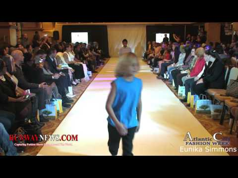 Eunika Simmons - Atlantic City Fashion Week