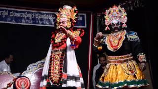 Yakshagana Chakreshwara Pareekshitha by Dharmasthala mela