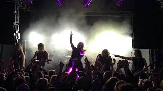 Battle Beast - King for a Day - LIVE 10/2017, Isku-Areena, Lahti, Finland