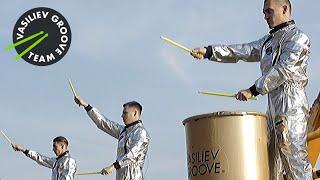 Шоу барабанщиков №1 в России: VASILIEV GROOVE / Васильев Грув: LONMADI Drum Show 1909