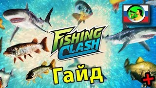 Fishing Clash ГАЙД @ Стріми Тангара
