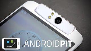 Обзор Oppo N1 - смартфон с самой необычной камерой