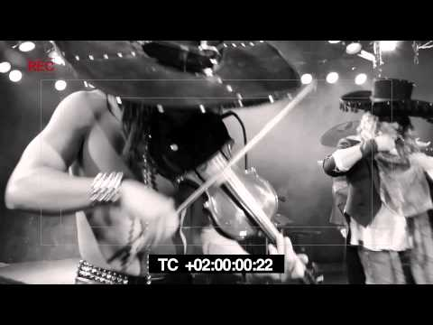 Metalachi CRAZY TRAIN music video