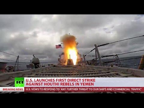 Tomahawk retaliation: US destroy 3 'radar sites' in Yemen in first direct attack on Houthis