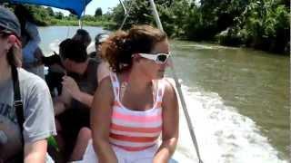 Exploring Monkey River