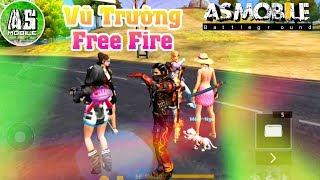 [Garena Free Fire] Khi AS Vào Game Chỉ Để Quẩy | AS Mobile