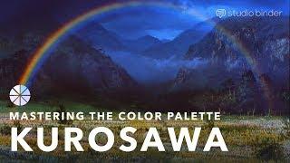 Wie Sie Einen Film Erstellen, Der Farbpalette Wie Akira Kurosawa