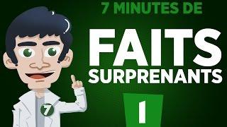 7 minutes de faits surprenants - #1 thumbnail