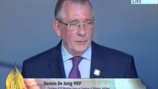 Dennis De Jong MEP, Chairman EU Working Group on Freedom of Religion, Holland
