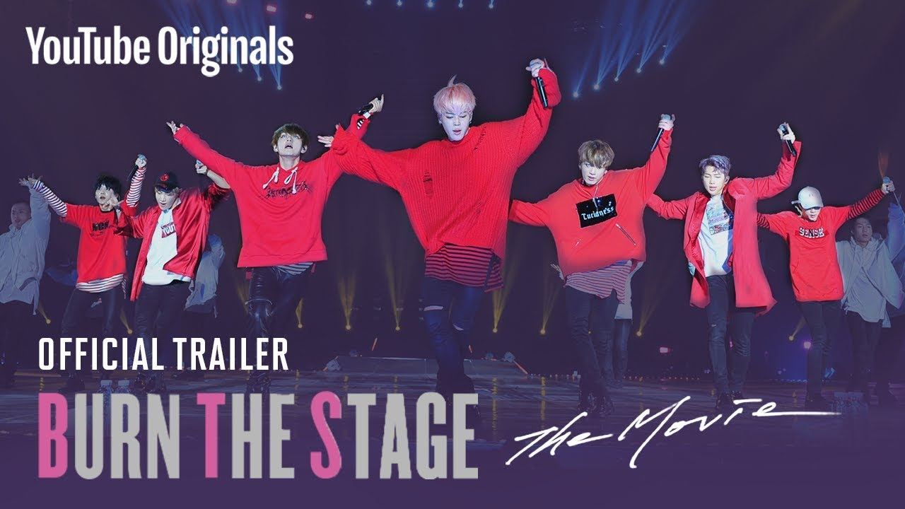How To Watch BTS Burn The Stage Doc On YouTube