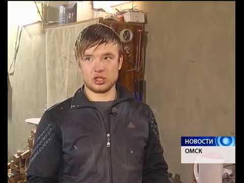 В Омске выпускник детского дома живет в гараже (ЭКСКЛЮЗИВ)