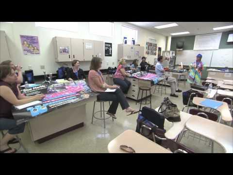 Nevada Mining Teacher Workshops