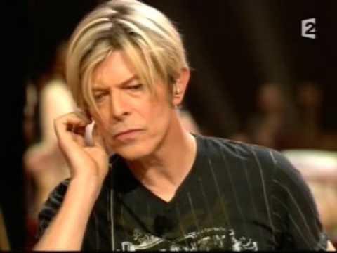 David Bowie 2003 09 04   Paris, France   Trafic Musique 2