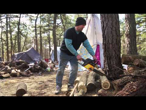A Year in Tent City
