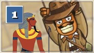 PRZYGODA W EGIPCIE Z AMIGO PANCHO 7! Darmowe Gry Online #1