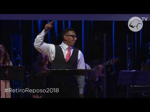 Alabanza Y Adoración   Lunes 01 Octubre 2018   #RetiroReposo2018