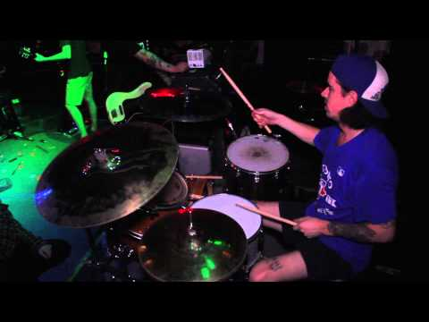 Counterparts - The Disconnect [Kelly Bilan] Drum Video Live [HD]