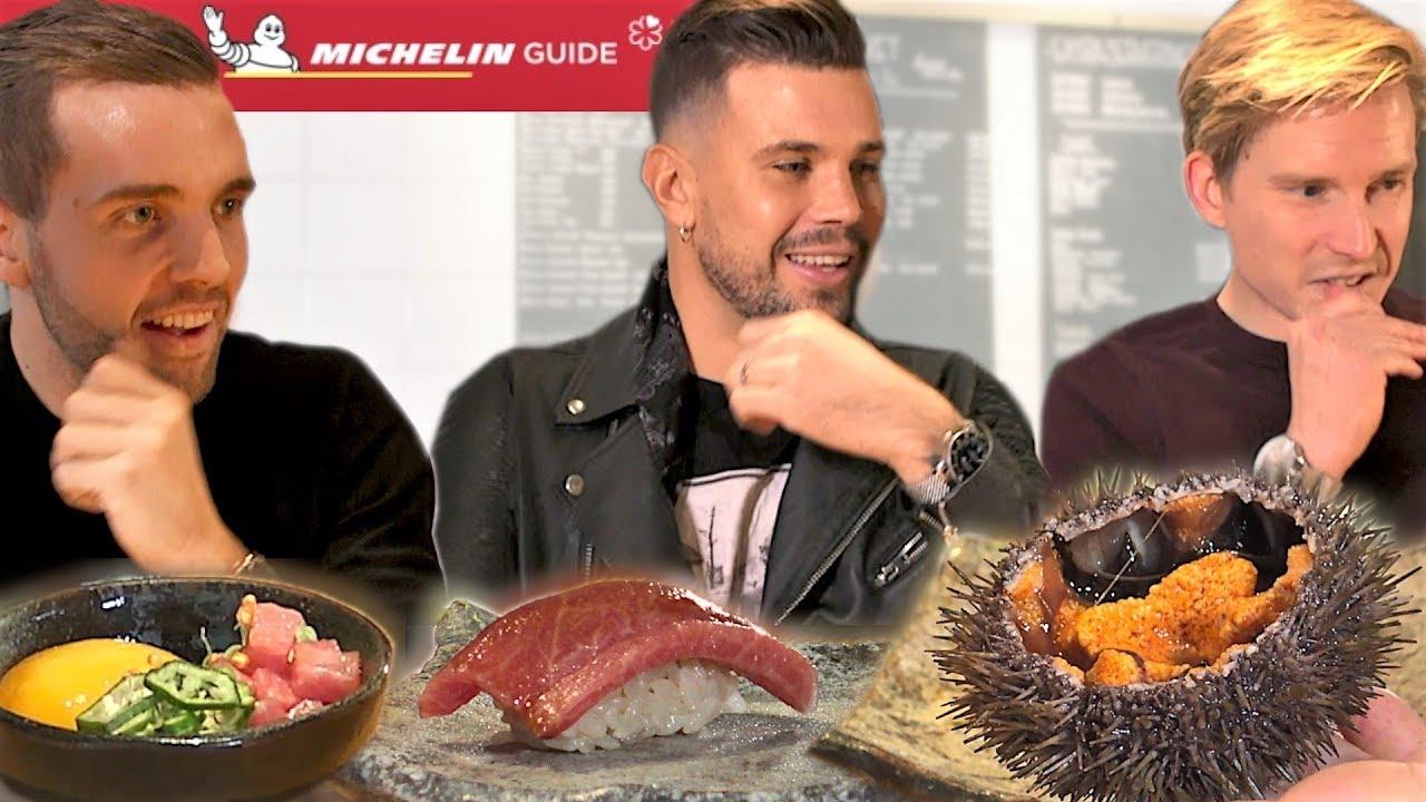 Vi besöker Sveriges BÄSTA Sushi-restaurang   Med Robin Bengtsson