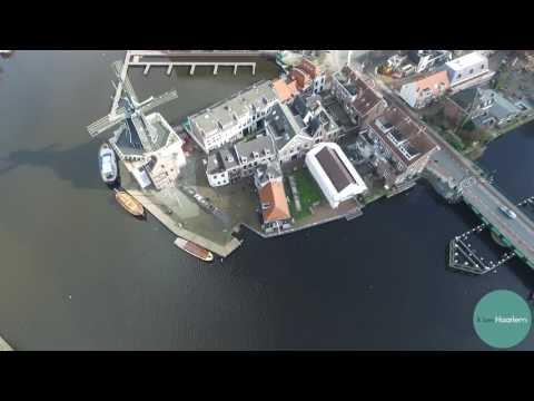 Ik ben Haarlem | Drone beelden