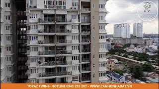 Bán và cho thuê căn hộ Topaz Twins Biên Hòa - Căn 94 m2 đầu tiên hoàn thiện nội thất tại Topaz