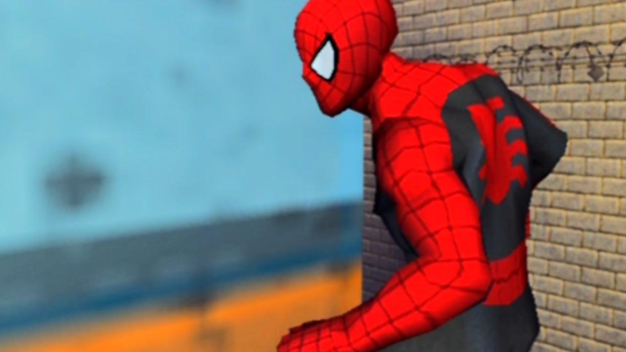 Моды для spider man web of shadows скачать