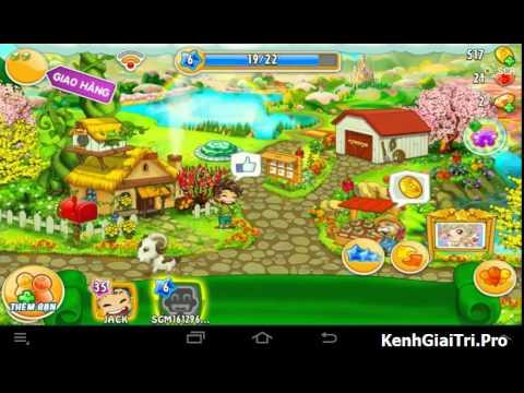 Tải game Khu Vườn Trên Mây cho điện thoại Android IOS miễn phí