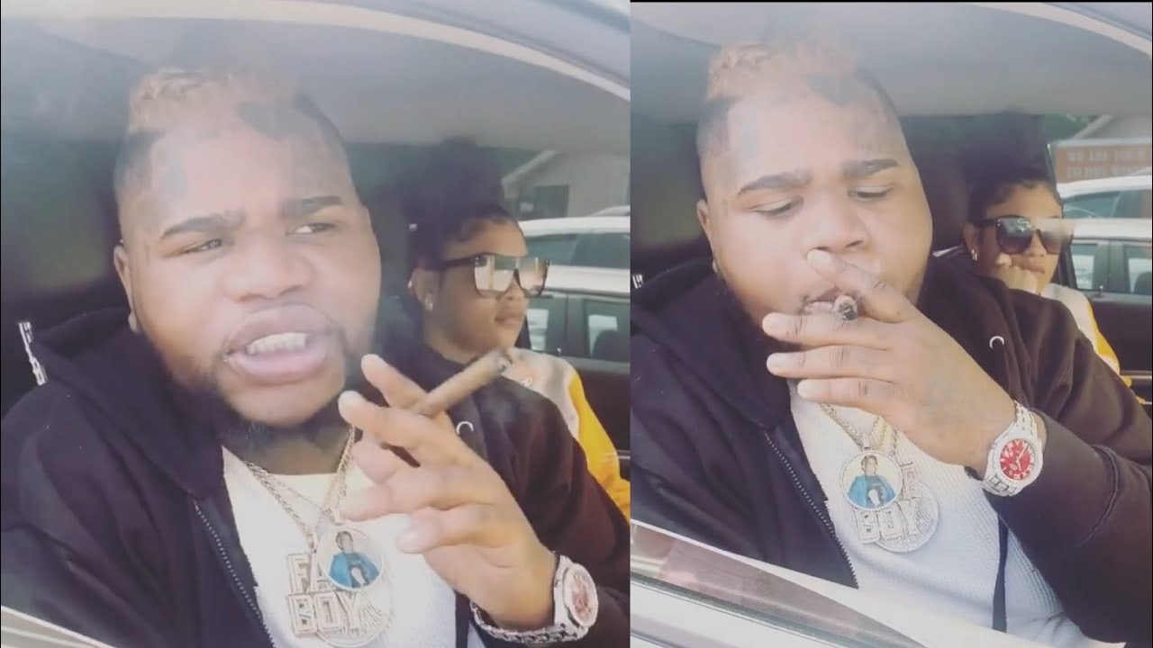 Fatboy SSE Says Police Violated His Rights When He Got Arrested
