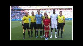 Uruguay vs Saudi Arabia, World Cup 2018: live score and latest updates