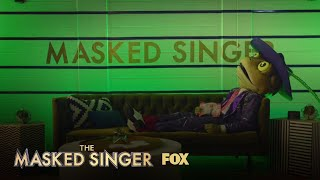 The Clues: Frog | Season 3 Ep. 10 | THE MASKED SINGER