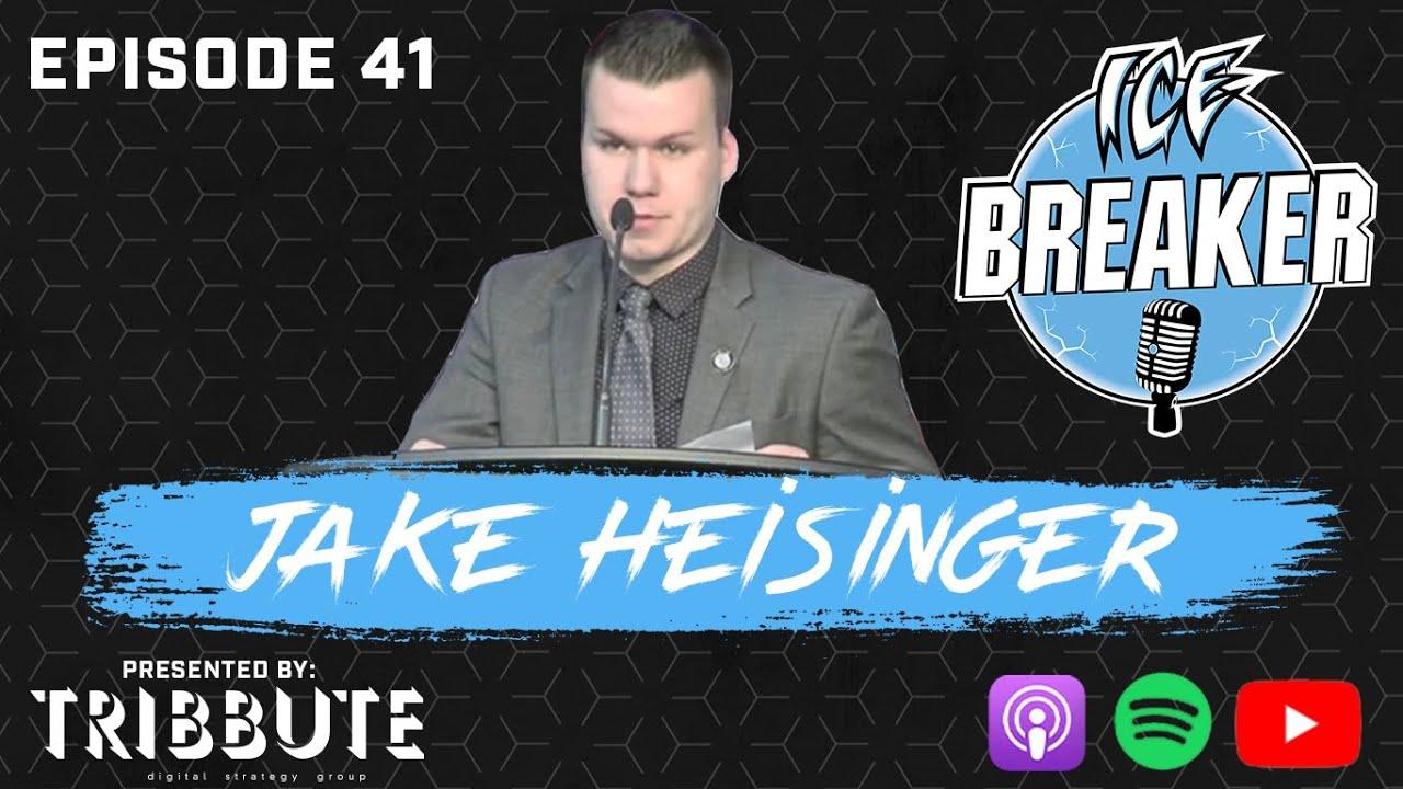 Episode 41 | Jake Heisinger