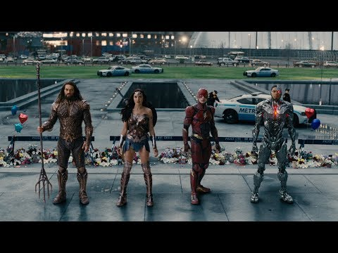 Thumbnail: Justice League - Comic-Con Sneak Peek [HD]