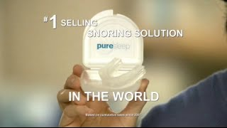 PureSleep - Kick Snoring Out