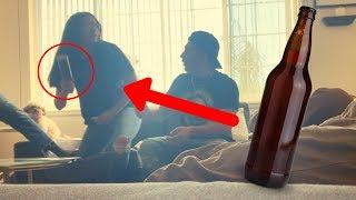 smashing-glass-bottle-on-head-prank-mexican-mom-freaked-out