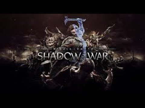 ZIBE STREAMING | URUKS WILL RISE!! Shadow of War with nommy!!