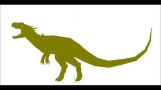 PPBA Allosaurus vs Yutyrannus