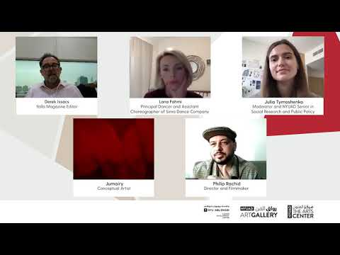 Arts Chat: Building a Life as an Artist in the UAE