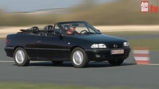 Opel Astra 1.8 Cabriolet - Schrott oder Schnäppchen?