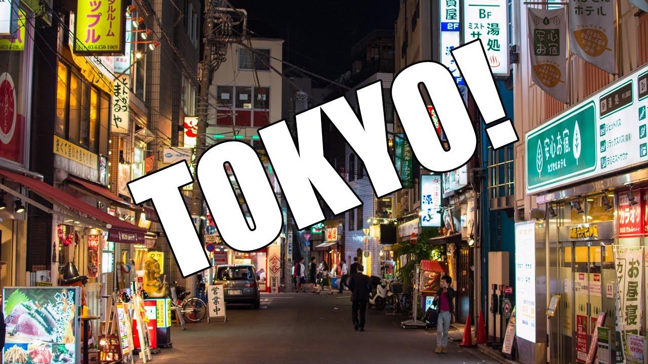 Japan Trip Episode  Travel Tokyo