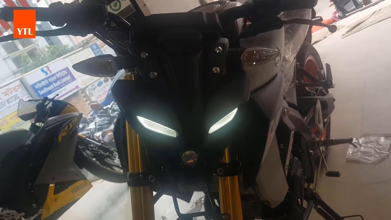 Yamaha MT-15 -indo.V..Classic 2020