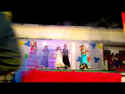 Colourful chilaka song Dance by Childrends